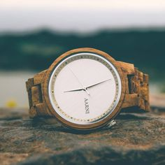 Wooden bow ties, wooden watches and other wooden accessories from one place. Handmade wooden bow tie is the easiest way to be stylish. Amazing Watches, Wooden Watch, Watch Brands, Scandinavian, Accessories, Wooden Clock, Jewelry Accessories