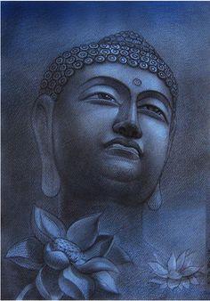 Just another WordPress site Gautama Buddha, Buddha Buddhism, Buddha Art, Budha Painting, Krishna Painting, Buddha Sculpture, Angel Art, Creative Sketches, Indian Art