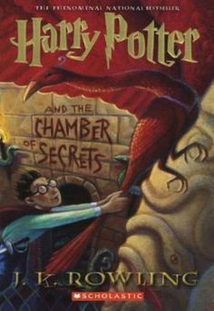 HARRY POTTER AND THE CHAMER of SECRETS 2 by J. K. Rowling...