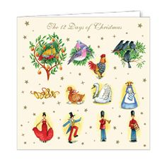 The 12 Days of Christmas Cards 12 Days Of Christmas, Christmas Cards, Thing 1 Thing 2, Ships, Christmas E Cards, Boats, Xmas Cards, Christmas Letters, Merry Christmas Card
