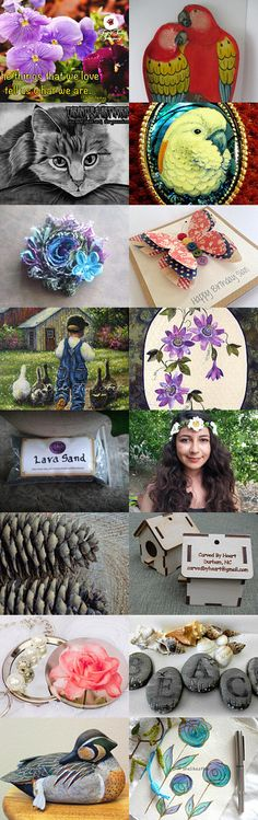 The Nature of Things by Marcia on Etsy--Pinned with TreasuryPin.com #pronouncement #integritytt