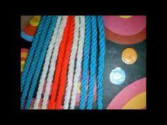 Diseño gasa o fajon wayuu sencilla PLANTILLA - YouTube Tapestry Bag, Tapestry Crochet, Knit Crochet, Crochet Projects, Body Art, Diy And Crafts, Crochet Necklace, Crochet Patterns, Weaving