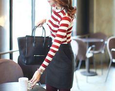Mujeres faldas lápiz otoño Vestidos 2015 nueva invierno primavera moda marca más el tamaño sólido trabajo de desgaste Formal delgado de la falda 310 en Faldas de Moda y Complementos Mujer en AliExpress.com | Alibaba Group