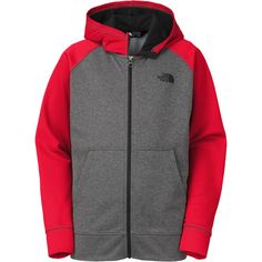 The North Face Surgent Full-Zip Hoodie - Boys' | Backcountry.com