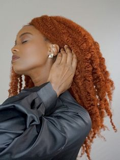 Pretty Hairstyles, Braided Hairstyles, Curly Hair Styles, Natural Hair Styles, Love Your Hair, Braids For Black Women, Natural Hair Journey, Colored Hair, Naturally Beautiful