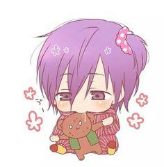 My sweet huerquillito Mura-tamaヾ(♡ε♡ヾ) #紫原敦 / Murasakibara Atsushi #黒子のバスケ / Kuroko no Basuke