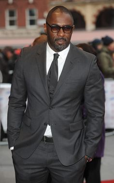 idris elba | Idris Elba took to The Prince's Trust Celebrate Success Awards 2013 ...
