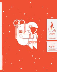 The Last Issue of Dude on Behance