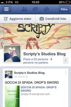 My official page on Fb