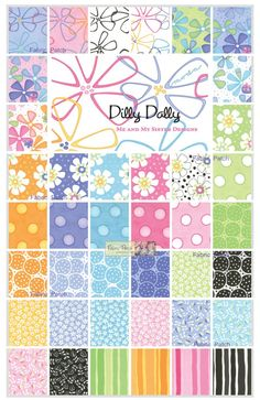 Moda Dilly Dally