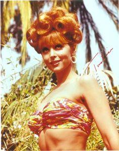 Ginger on Gilligan's Island