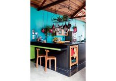 Kitchen design idea - Discover home design ideas, furniture, browse photos and plan projects at HG Design Ideas - connecting homeowners with the latest trends in home design & remodeling Home Interior, Interior And Exterior, Interior Decorating, Interior Design, Kitchen Interior, Interior Ideas, Interior Inspiration, Kitchen Decor, Kitchen Design