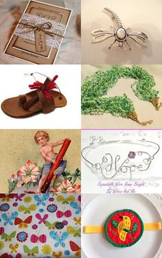 YAHT❤♫❤♫❤♫❤♫..HEART ATTACK PROMO TREASURY by Liz Middleton on Etsy--Pinned with TreasuryPin.com