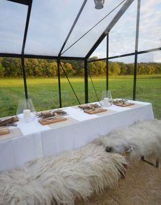 A dinner in the fields - Food Studio