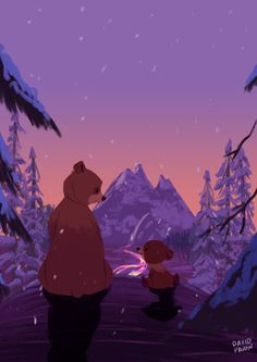 The Art Of Animation - Brother Bear