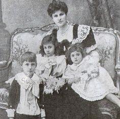 Motherhood The Sacred Profession 1910 Edwardian Family Photogravure To Frame