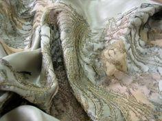 Embroidery, Beadwork, Fabric Manipulation