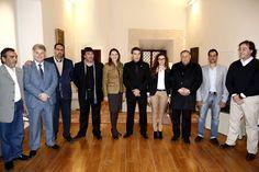 Cospedal se reúne con la Federación regional gitana de Asociaciones de Castilla-La Mancha http://j.mp/17tiJYx