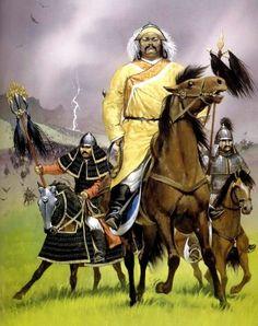 Mongol General