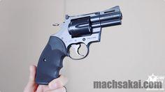 "TM 2.5"" Colt Python .357 Armas Airsoft, Colt Python, Shooting Sports, 2nd Amendment, Concealed Carry, Pistols, Rifles, Survival Gear, Firearms"