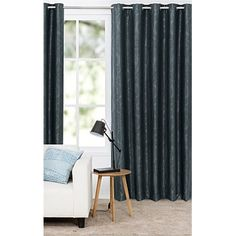 Briscoes - Urban Interiors LA Scala Eyelet Curtain Each