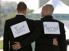 Gay Marriage. Same Sex Marriage Debate