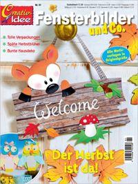 Cover: Creativ-Idee - Fesnterbilder und Co.