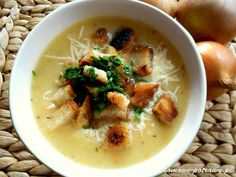 Polish Recipes, Polish Food, Cheeseburger Chowder, Thai Red Curry, Hummus, Food And Drink, Veggies, Healthy Recipes, Healthy Food