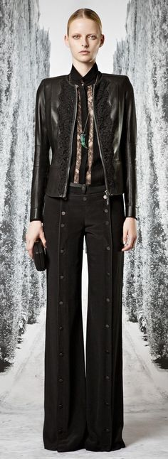 Roberto Cavalli...Love the pants