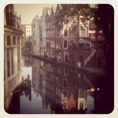 Oudegracht - Holland
