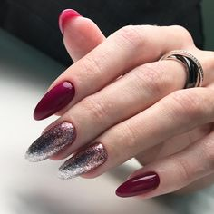 We have taken all the trendy dress colors into consideration and researched for all the best nail shades to reflect all the beauty of your dress.#nails#nailart#naildesign#promnails