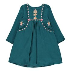 Ellaba Embroidered Dress-product