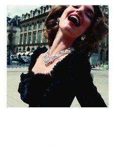 Im a fan... Arizona Muse by Inez & Vinoodh for Vogue Paris October 2011