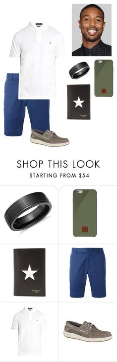 """""""Dinner in the Bahamas 🏝🍽"""" by madisonw525 ❤ liked on Polyvore featuring Blue Nile, Native Union, Givenchy, Polo Ralph Lauren and Sperry"""