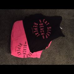 vs top and bag top and tote bag PINK Victoria's Secret Other