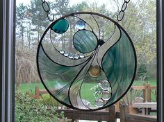 Not Your Traditional Stained Glass Window | Flickr - Photo Sharing!