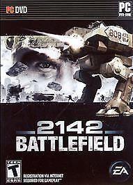 Battlefield 2142 (PC, 2006) Game
