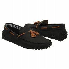 Shoes : LACOSTE Men's Concours Tassle 4 Black