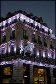 Cartier in Paris