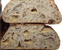 bernd's bakery: Kümmel-Alpkäse-Sauerteigbrot / Caraway Seed-Mountain Cheese-Sourdough
