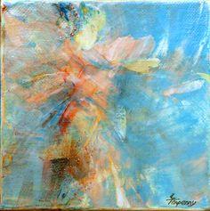Acrylic on panel by Lynnda Tenpenny