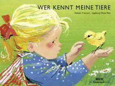 Wer kennt meine Tiere?: Vierfarbiges Pappbilderbuch von Elsbeth Friemert http://www.amazon.de/dp/3407771215/ref=cm_sw_r_pi_dp_t6Xsvb127EFV7
