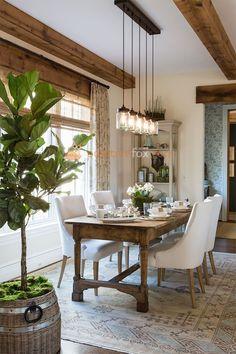 Kitchen Lighting • Kitchen • Kitchen Ceiling Lighting • Under Cabinet Lighting • Dining Area Lighting | Explore more Kitchen Lighting Ideas on https://positivefox.com