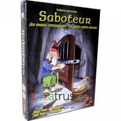Saboteur, ¡los enanos contraatacan!