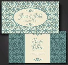 Invitation Format For An Event Heart Swirls Wedding Invitationit's A Perfect Invitation Design .