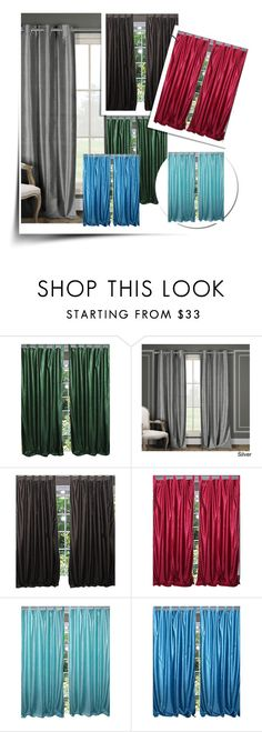 Indian Solid Home Decor Window Curtain by baydeals on Polyvore featuring interior, interiors, interior design, home, home decor, interior decorating, Duck River Textile and bedroom  http://stores.ebay.com/mogulgallery/DRAPES-CURTAINS-/_i.html?_fsub=353416919&_sid=3781319&_trksid=p4634.c0.m322