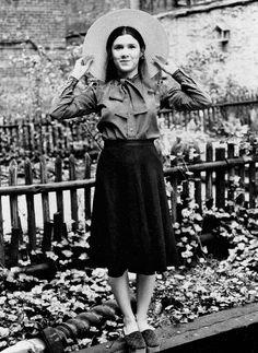 Veja imagens da vida e da carreira de Carrie Fisher
