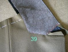 BCN - UNIQUE designer patterns: Tailoring Methods - Sastreria (Revisited and updated). Suit Pattern, Collar Pattern, Jacket Pattern, Sewing Men, Sewing Coat, Dress Sewing Patterns, Clothing Patterns, Sewing Collars, Couture Sewing Techniques