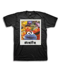 Look at this #zulilyfind! Sesame Selfie Tee - Mens #zulilyfinds