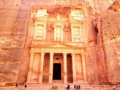 TRAVEL: Jordan - Petra in Pictures